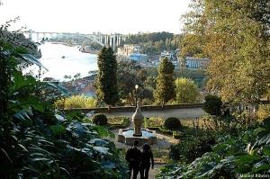 Paisagem Urbana/Jardins do Palácio