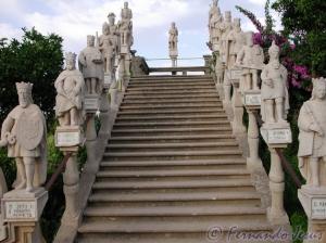 Gentes e Locais/Jardim do Paço em Castelo Branco
