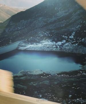 Paisagem Natural/Lago gelado