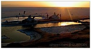 Outros/Lago salgado Tunísia (deserto)