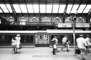 Gentes e Locais/Estação da Luz