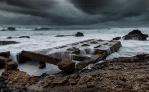 Paisagem Natural/A tormenta