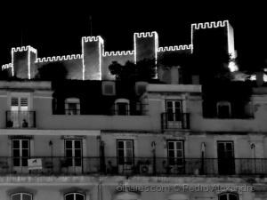 /À noite no castelo...
