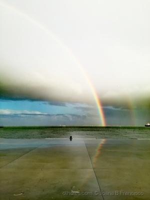Abstrato/O fim do arco-íris