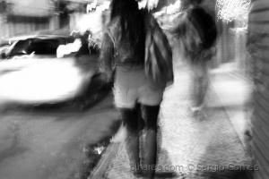 Gentes e Locais/Por essas ruas iluminadas...