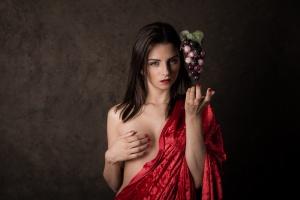 Retratos/grapes