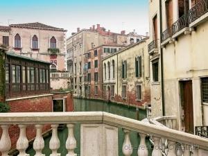 Paisagem Urbana/Canais de Veneza