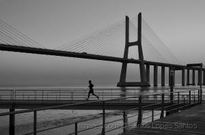 Gentes e Locais/morning run