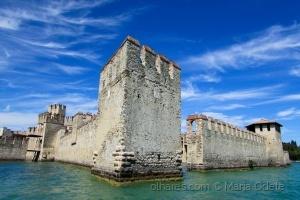 /O Castelo Scaligero