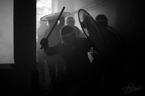 Fotojornalismo/No Church in Wild