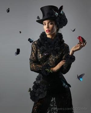 /Lady Butterfly III