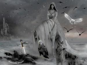 Arte Digital/Your sword is my happiness ….