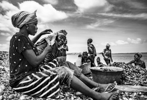 Retratos/Mabanga III