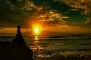 Paisagem Natural/(praias) MONUMENTOS DE PEDRA