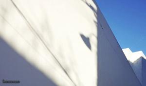 Abstrato/Sombras e o Azul do Céu