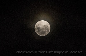 /A Bela Lua Antes da Eclipse