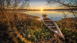 Paisagem Natural/Idyllic Sunset
