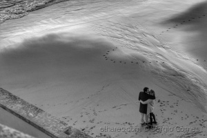Gentes e Locais/Love by the sea.