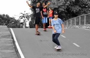 Paisagem Urbana/Skate