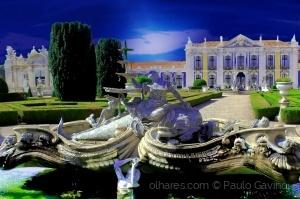 /(historia) PALACIO QUELUZ II