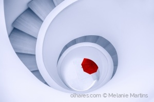 /the red umbrella