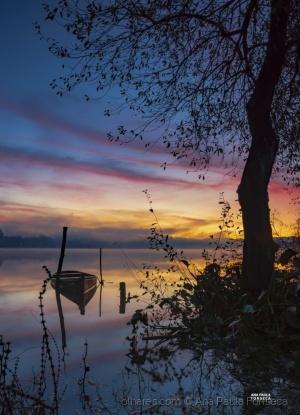 Paisagem Natural/Suave amanhecer