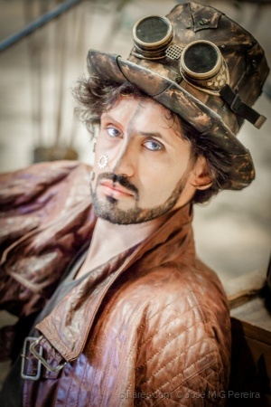 Retratos/my steampunk model