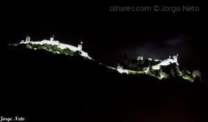 /Castelo dos Mouros à Noite