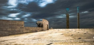 /in the light storm of Lisbon