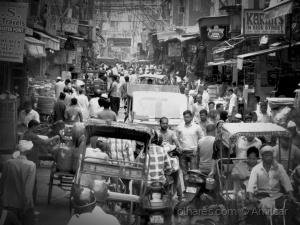 Paisagem Urbana/A outra Índia