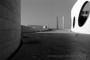 /light and architecture of lisbon ( analógico )