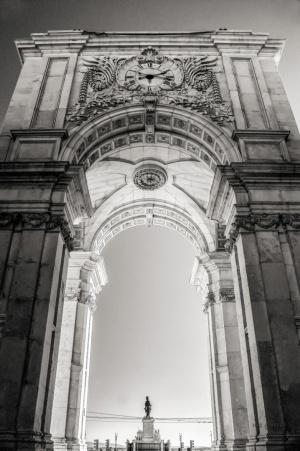 /A olhar o Arco…