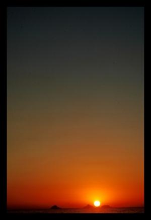 Paisagem Natural/Por so Sol