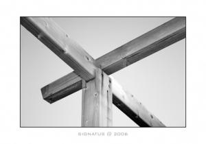 Abstrato/Prumos