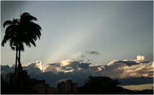 Paisagem Urbana/RAIOS DE SOL - A ÚLTIMA DO ANO