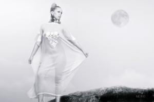 Moda/'flowerdress duet' vol. V