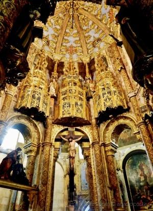 /Charola do Convento de Cristo - Tomar