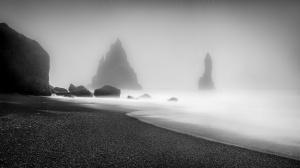 Paisagem Natural/Reynisdrangar Cliffs