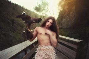 Retratos/The Bird Man