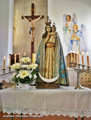 /Nossa Senhora da Conceição de Vila Viçosa