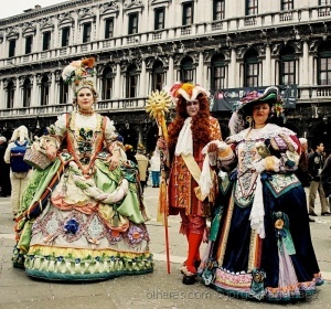 Gentes e Locais/Carnaval de Veneza 2002 (LER)