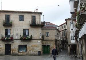 /Nas ruas de  Galiza.......