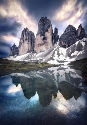 Paisagem Natural/Resurrection Mountains