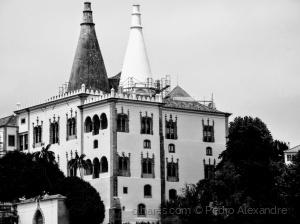 /Pinturas das chaminés do Palácio