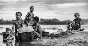 Retratos/Os meninos do rio