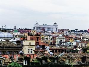 /Roma é fascínio!