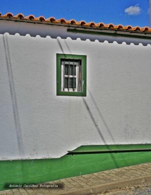 Macro/A  janela verde