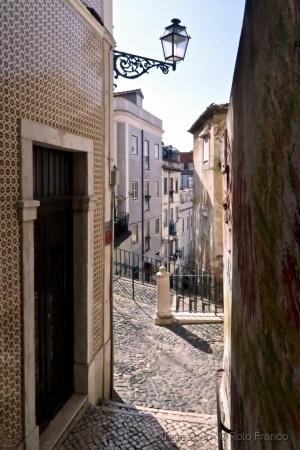 Paisagem Urbana/Bairro da Mouraria