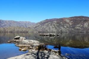 /Lago de Sanabria ( Espanha )