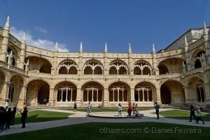 /Claustro do Mosteiro dos Jerónimos